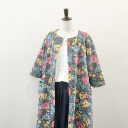 vintage quilting coat