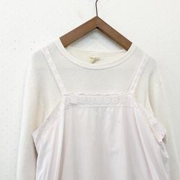 1900s antique linen dress