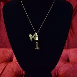Phantom Jewelry/ファントムジュエリー 蝋燭とマスクのネックレス