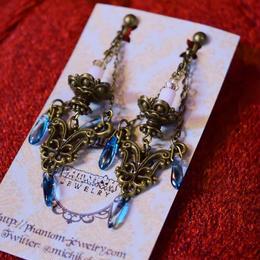 Phantom Jewelry/ファントムジュエリー ダガービーズのランプイヤリング