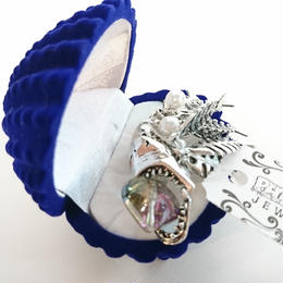 Phantom Jewelry/ファントムジュエリー サメと魚の骨リング