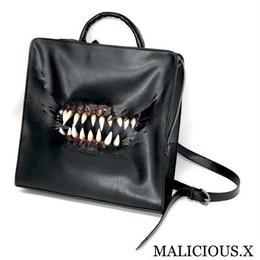 MALICIOUS.X/マリシャスエックス  creature backpack