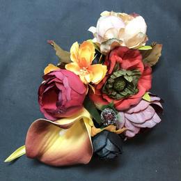 Pantom Jewelry/ファントムジュエリー Dark Bouquetのコサージュ