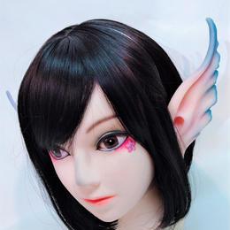MALICIOUS.X/マリシャスエックス fairy ear / blue