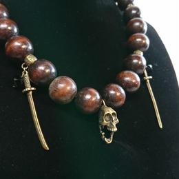 Phantom Jewelry/ファントムジュエリー シャレコウベの首飾り(短)刀