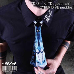 D/3/ディースリー D/3×どげざちゃん CYBER DIVE harness necktie