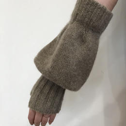 CASHIMERE ARM WARMER