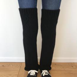 CASHIMERE LEG WARMER