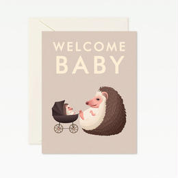 Clap Clap グリーティングカード(出産祝い)①