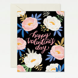 Clap clap バレンタインカード②