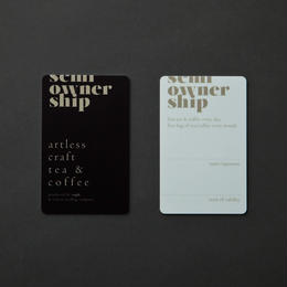 Semi ownership card ( 1 year free drink passport)