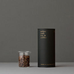 Coffee beans B1. & premium paper tube(コーヒー豆・Ethiopia  kayo #3 シングルオリジン 100g)