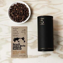 定期便/Coffee beans A.+B+C. & premium paper tube(コーヒー豆・シングルオリジン&グランクリュクラス / 3本セット)
