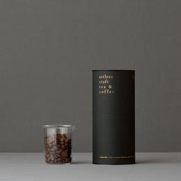 Coffee beans A1. &  premium paper tube(コーヒー豆・シングルオリジン 100g)