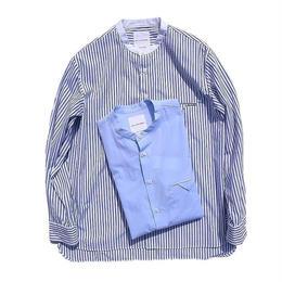 STILL BY HAND(スティルバイハンド)   バンドカラーシャツ