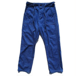 *A VONTADE(アボンタージ)    Utility Trousers