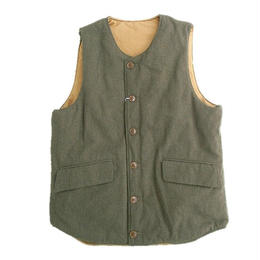 *A VONTADE(アボンタージ)   Reverssible Pack Vest