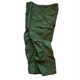 DEADSTOCK US,ARMY M-65FIELDPANTS