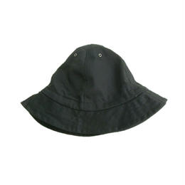 TATAMIZE(タタミゼ) MOUNTAINHAT   BLACK COTTON