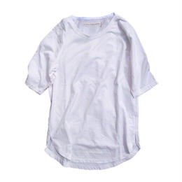 CURLY(カーリー)   PPM HS TEE  WHITE