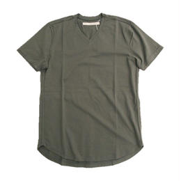 CURLY(カーリー)   PPM SS VN TEE OLIVE