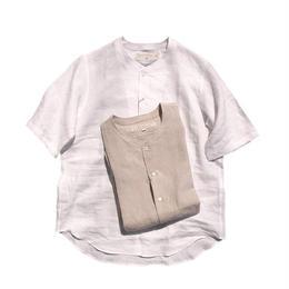 HAVERSACK(ハバーサック)   高密度リネンシャツ
