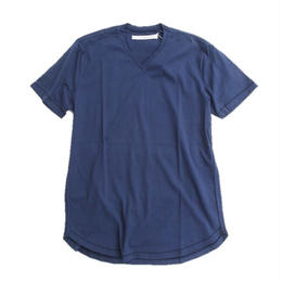 CURLY(カーリー)   PPM SS VN TEE NAVY