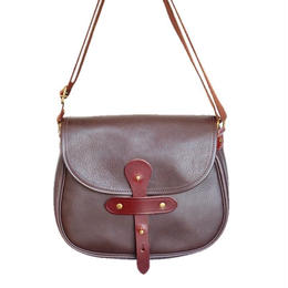 suolo(スオーロ)   GRAB leather   CHOCO