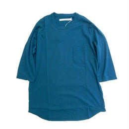 CURLY(カーリー)   PPM QS POCKET TEE (INKBLUE)