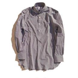 HAVERSACK equipment(ハバーサックエキップメント)   プルオーバーラウンドカラーシャツ