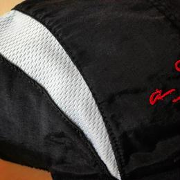 "【黒×赤】""New Logo"" SPORTY cap"