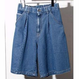 10 oz DENIM BUGGY SHORT PANTS