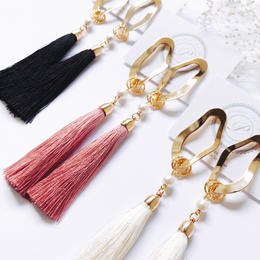 Big Tassel ×Wavy Metal  Pierce