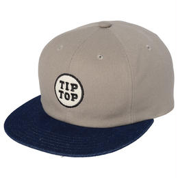 THUMPERS TIPTOP CAP (GREY)