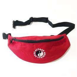 ATTACK ORIGINAL WAIST POUCH (RED)