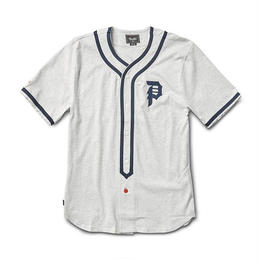 PRIMITIVE TOKYO CHAMPS JERSEY (ICE HEATHER)