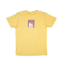 RIPNDIP NERMAL S. THOMPSON TEE (YELLOW)