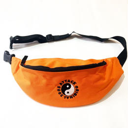 ATTACK ORIGINAL WAIST POUCH (ORANGE)