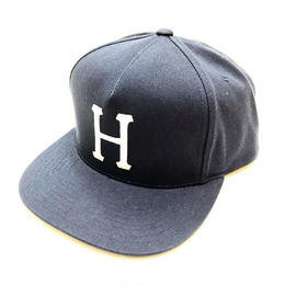 HUF CLASSIC H SNAP BACK (MIDNIGHT BLUE)