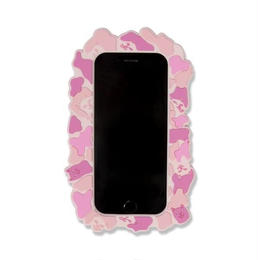 RIPNDIP NERM CAMO IPHONE CASE (PINK)