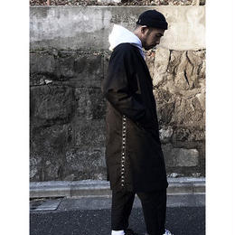 FLATLUX Envy Gown Shirt (black camo, olive camo)