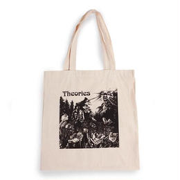 Theories Dinosaur Tote Bag (Natural)