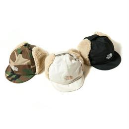 【予約オーダー】TBKB TBKB EAR FLAP CAP (Black , Light Beige , Came)