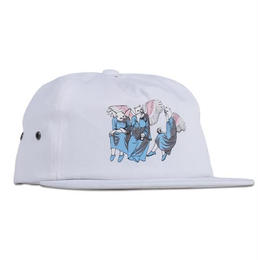 RIPNDIP HEAVEN AND HELL 6 PANEL (WHITE)