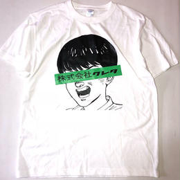 株式会社クレタ 健康優良不良少年T (BLACK , WHITE , GREEN)