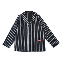 Cookman Lab.Jacket  (Pinstripe)