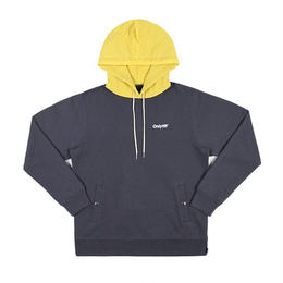 ONLY NY CANYON HOODY (NAVY, HEATHER GREY)