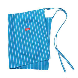 Cookman Waist Apron (Stripe Light Blue)