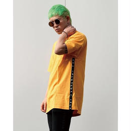 FLATLUX Parallel Tee (white, black, taxi, forest green, sandstone, neon yellow)