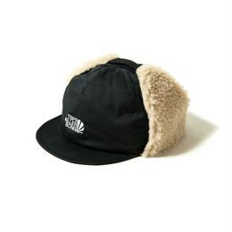 TIGHTBOOTH TBKB EAR FLAP CAP (Black)